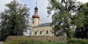 Kostel sv. Václava ve Velké polomi